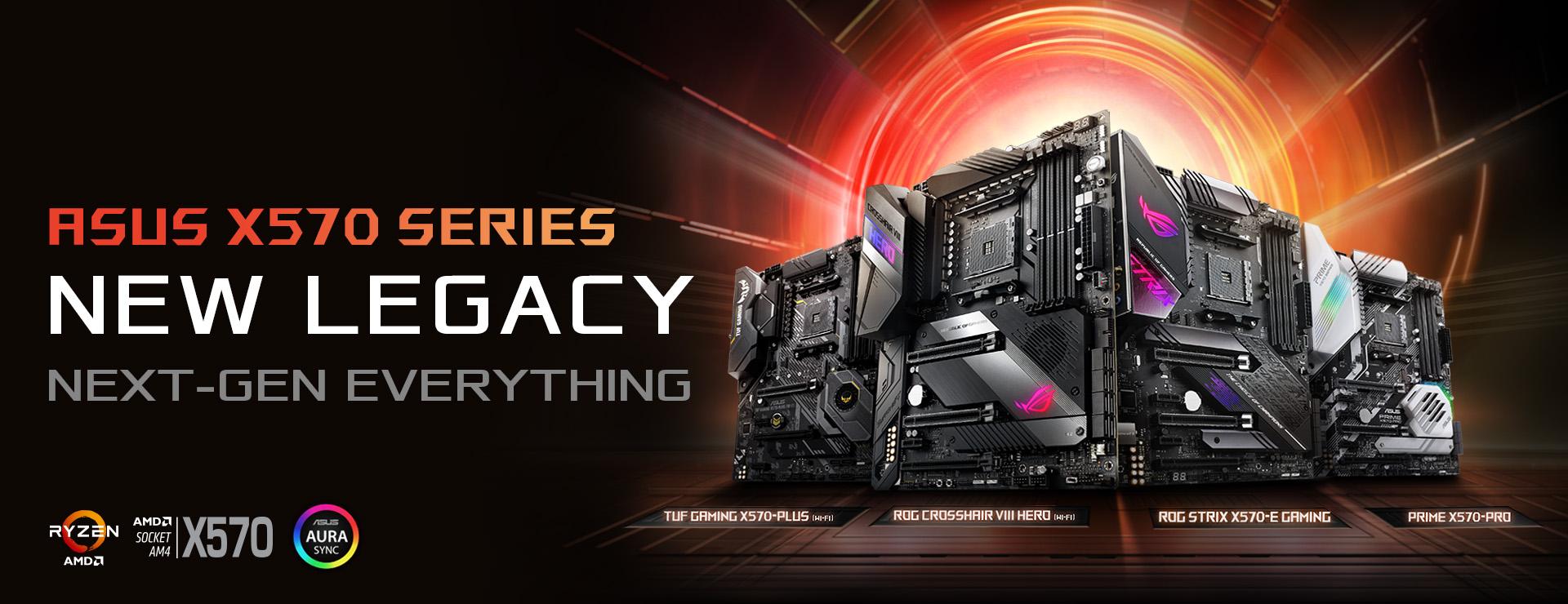 ASUS X299 Series