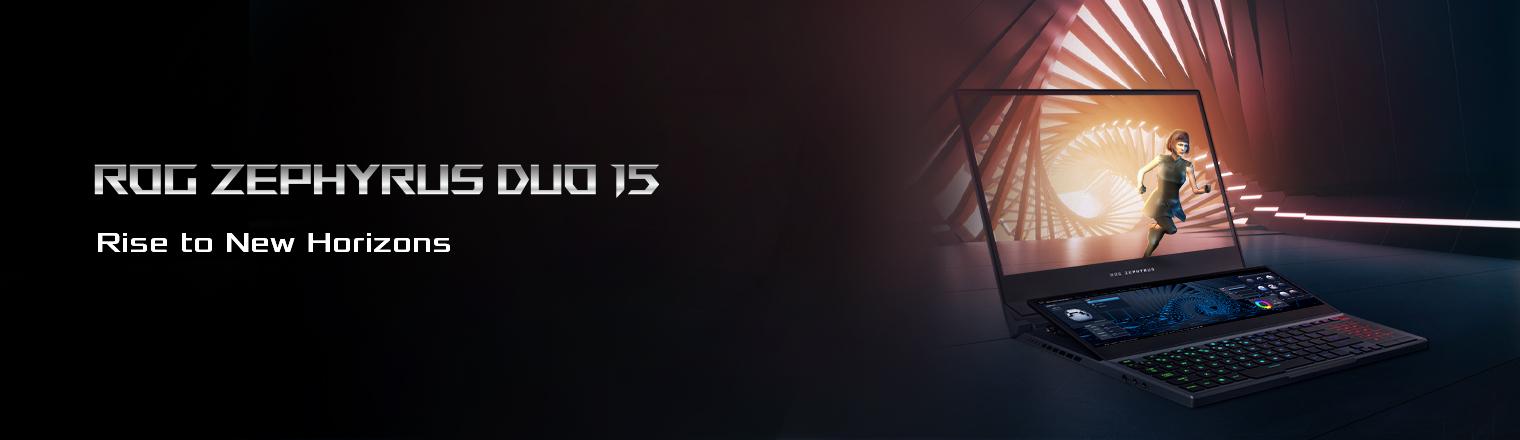 200313_ROG Zephyrus Duo 15_Series Banner