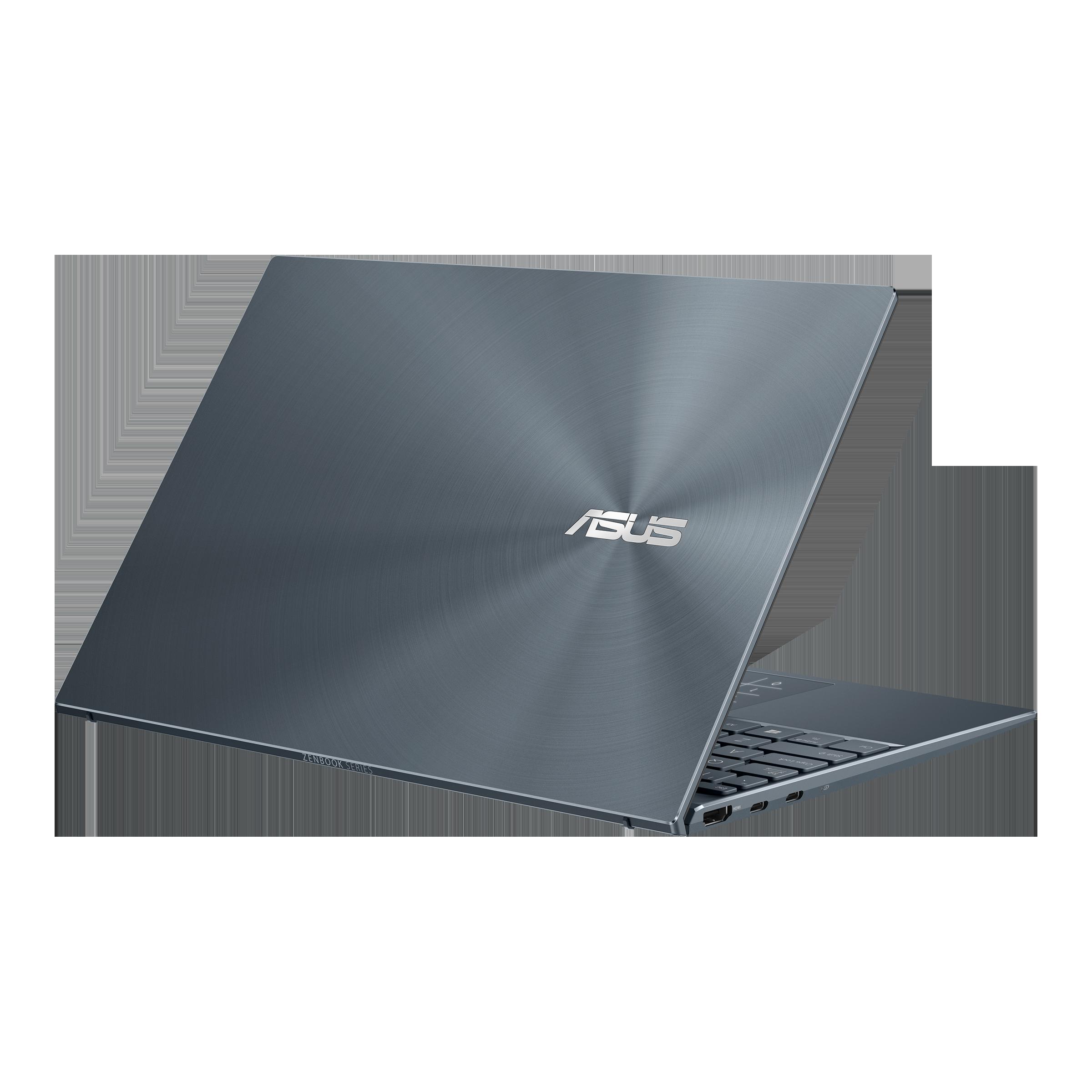 ZenBook Aluminio Cepillado